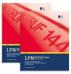 LPN-Notfall-San Österreich - Lehrbuch für Notfallsanitäter, Notfallsanitäter mit Notfallkompetenzen und Lehrsanitäter