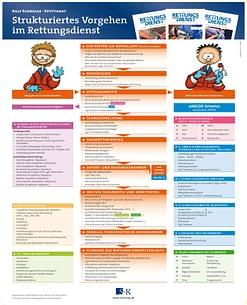 Strukturiertes Vorgehen im Rettungsdienst - Poster