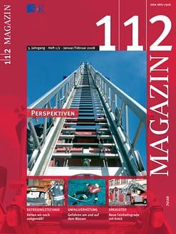 112 Magazin - 2008 - 01