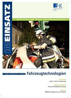IM EINSATZ 06/2012 - Technik, die Einsatzkräfte fordert