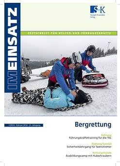 IM EINSATZ 01/2014 - Hilfe für Gipfelstürmer in Flipflops