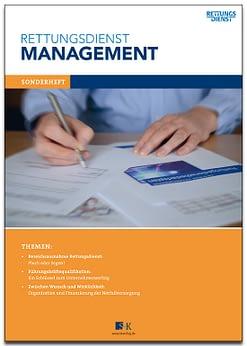 RETTUNGSDIENST-Management (Print) - Sonderheft