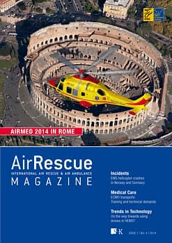 AirRescue Magazine - AIRMED 2014 IN ROME