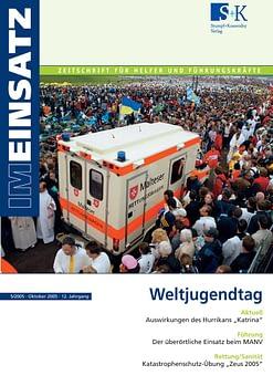 IM EINSATZ 06/2005 - Terrorismus – die Bedrohung des 21. Jahrhunderts?