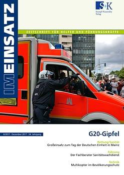 IM EINSATZ 06/2017 - Hamburgs größter Einsatz