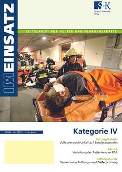 IM EINSATZ 05/2006 - Kaiserslautern, Dortmund, Hannover