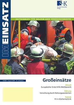 IM EINSATZ 04/2009 - Planung und Kooperation unerlässlich