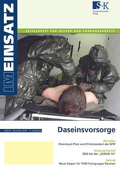 IM EINSATZ 06/2010 - Daseinsvorsorge