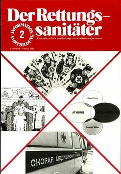 Der Rettungssanitäter 02/1984