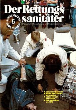 Der Rettungssanitäter 05/1984