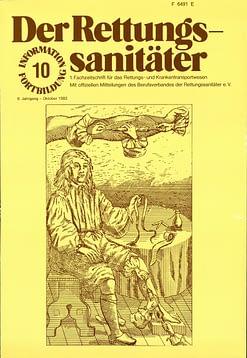 Der Rettungssanitäter 10/1983