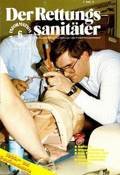 Der Rettungssanitäter 06/1984