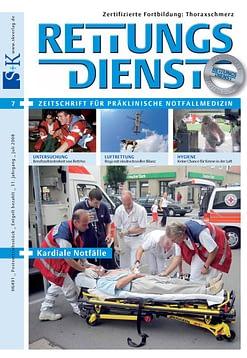 RETTUNGSDIENST 07/2008