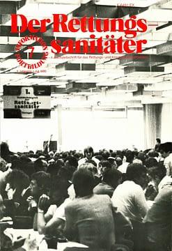 Der Rettungssanitäter 07/1980