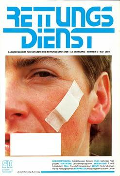RETTUNGSDIENST 05/1989