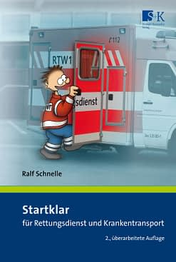 Startklar für Rettungsdienst und Krankentransport -