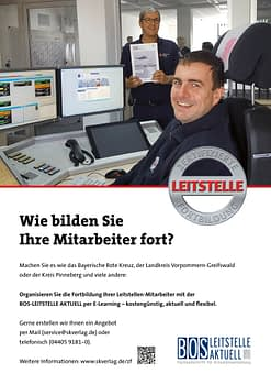 BOS LEITSTELLE AKTUELL 3/2017 - Personalentwicklung