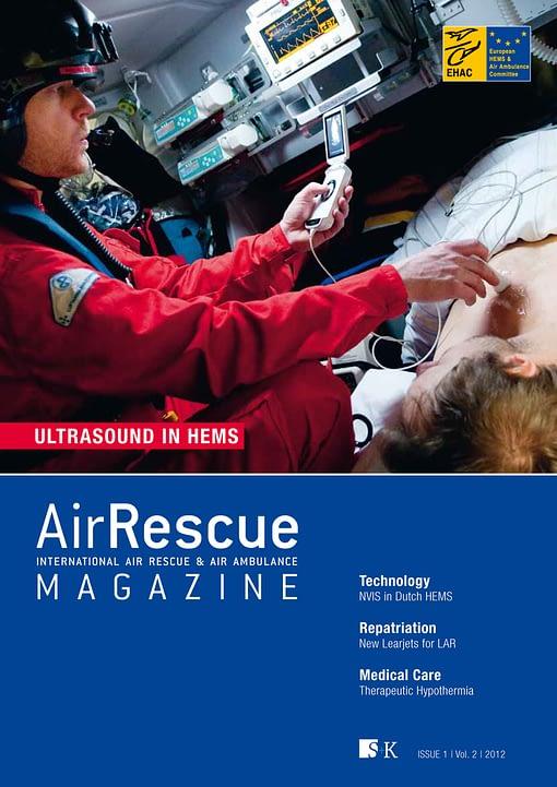 AirRescue Magazine - ULTRASOUND IN HEMS