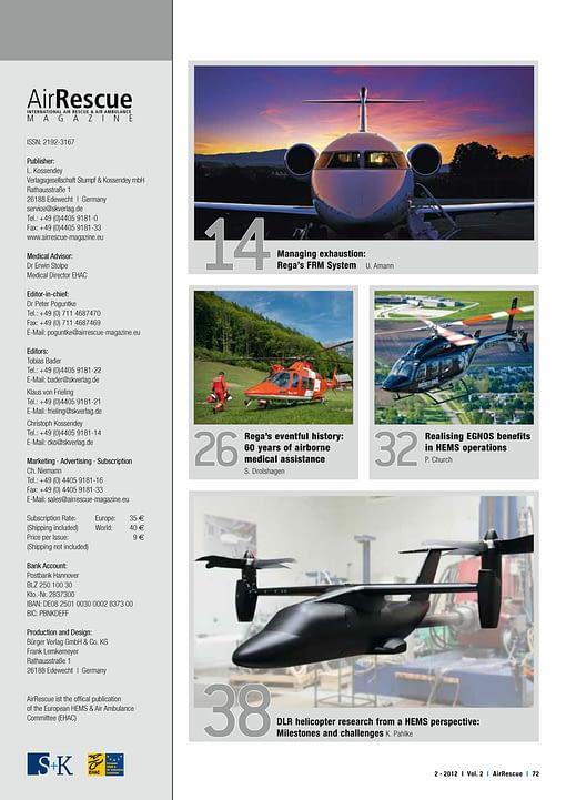 AirRescue Magazine - REGA