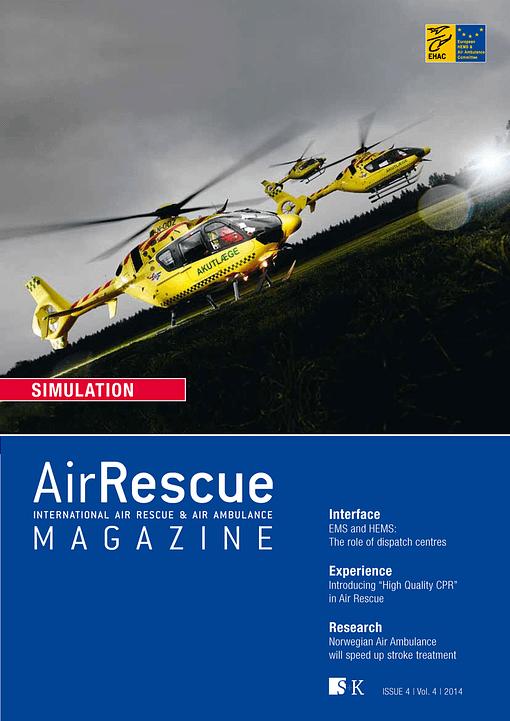 AirRescue Magazine - SIMULATION