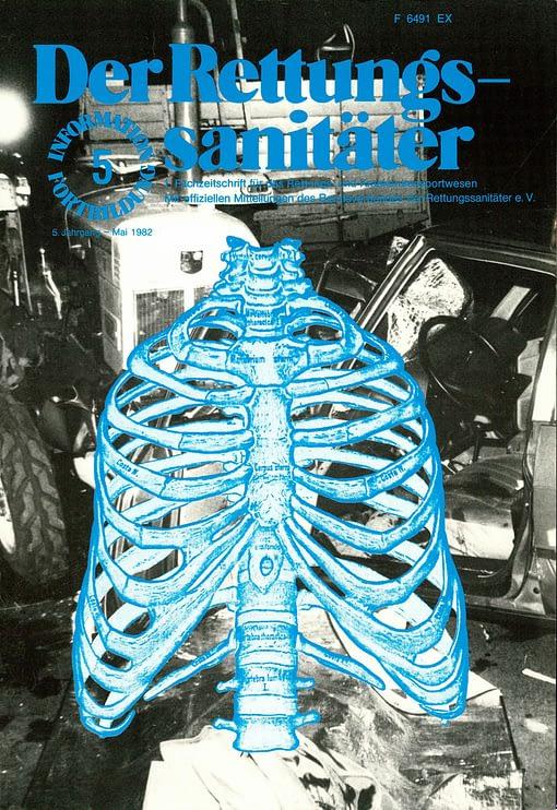 Der Rettungssanitäter 05/1982
