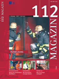 112 Magazin - 2007 - 06