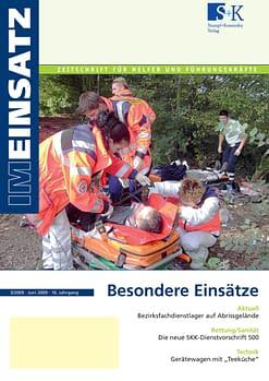 IM EINSATZ 03/2009 - Spezielle Kenntnisse erforderlich