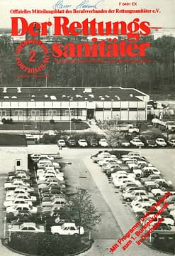 Der Rettungssanitäter 02/1980