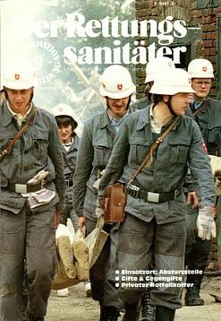 Der Rettungssanitäter 09/1984