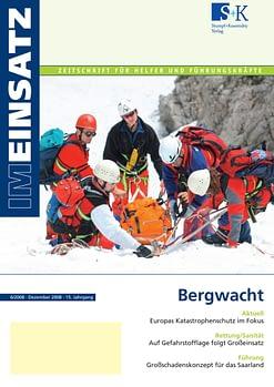 IM EINSATZ 06/2008 - Bergwacht