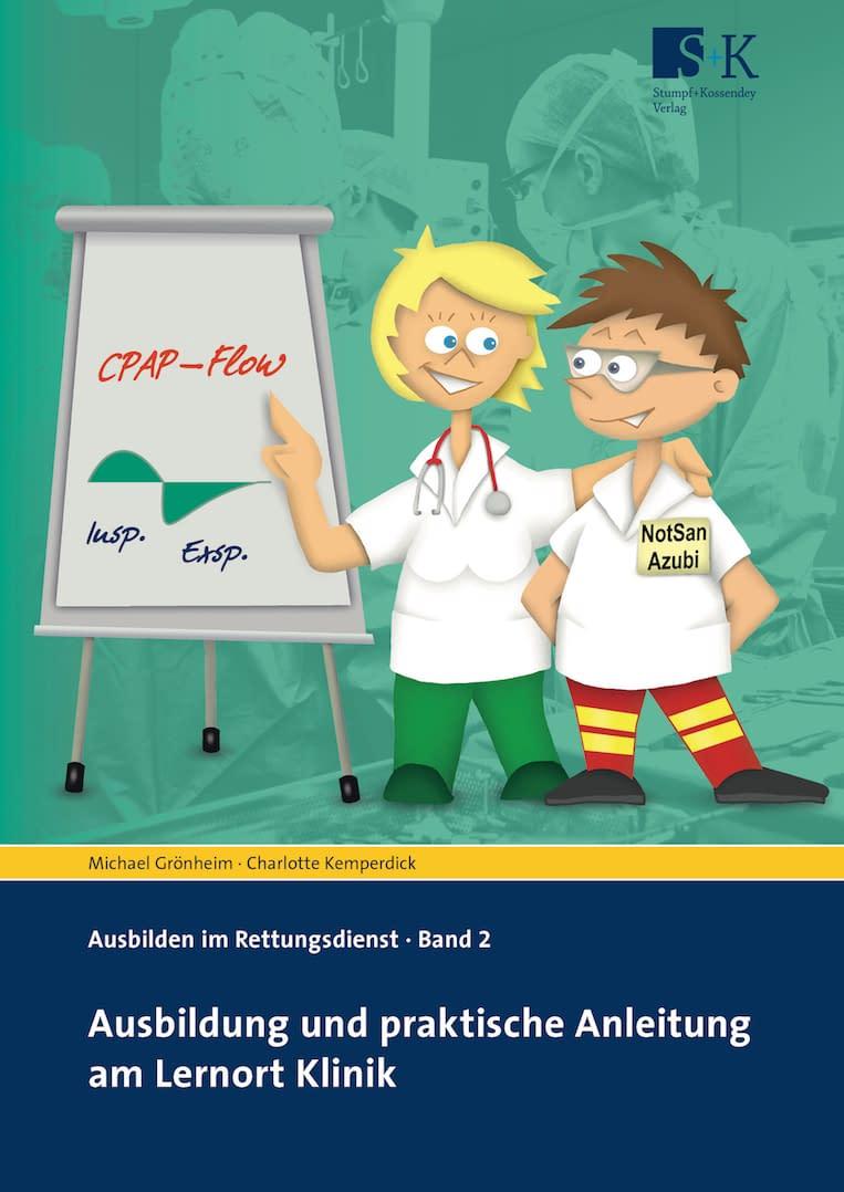 Cover uzr praktischen Ausbildung in der Klinik
