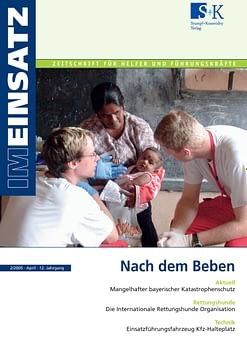 IM EINSATZ 02/2005 - Südostasien nach der Katastrophe
