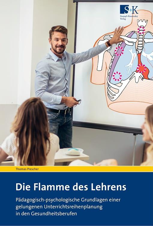 Buchcover Unterrichtsreihenplanung in den Gesundheitsberufen / im Rettungsdienst