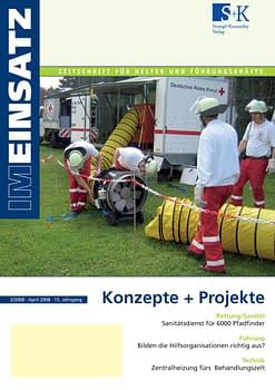 IM EINSATZ 02/2008 - Klare Strukturen, klare Konzepte