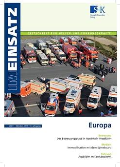 IM EINSATZ 05/2011 - Großveranstaltungen und Europa