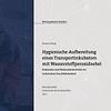 Cover zur Bachelorarbeit von Roman Fiebig zum Thema Hygienische Aufbereitung eines Transportinkubators mit Wasserstoffperoxidnebel