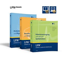 LPN classic - Lehrbuch für präklinische Notfallmedizin inkl. Online-Version