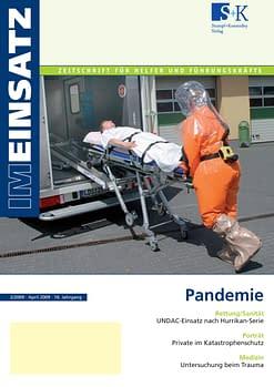 IM EINSATZ 02/2009 - Pandemie