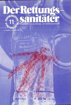 Der Rettungssanitäter 11/1983