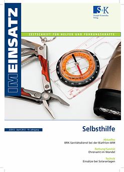 IM EINSATZ 02/2012 - Bürgerschaftliches Engagement und Wir-Gefühl