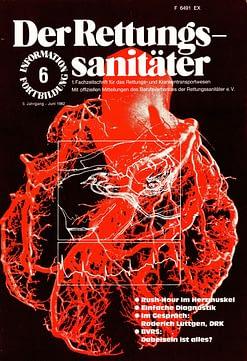 Der Rettungssanitäter 06/1982