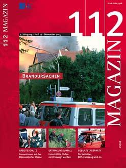 112 Magazin - 2007 - 11