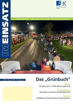 IM EINSATZ 01/2009 - Deutschland ist nicht vorbereitet