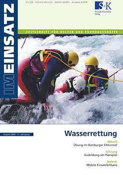 IM EINSATZ 04/2004 - Lifesaving im Verbund