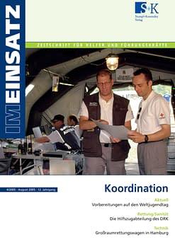 IM EINSATZ 05/2005 - Weltjugendtag in Köln
