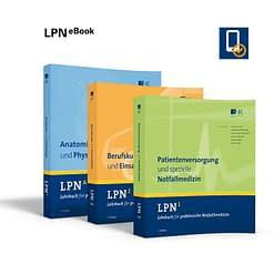 LPN eBook - Lehrbuch für präklinische Notfallmedizin eBook