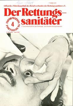 Der Rettungssanitäter 04/1980