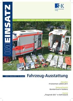 IM EINSATZ 01/2012 - Fahrzeug-Ausstattungen