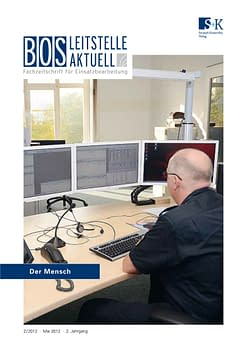 BOS LEITSTELLE AKTUELL 2/2012 - Der Mensch