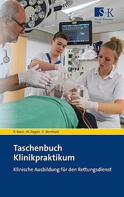 """Cover """"Taschenbuch Klinikpraktikum"""""""
